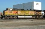 BNSF 5397 Rightside