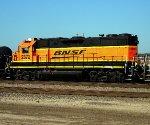 BNSF 2372 Back side
