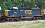 CSX 8443 on M742