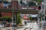 Tacoma Rail Test train