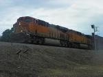 BNSF 6743