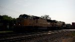 UP SD70M 4377 at Elmhurst Il.
