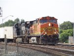 BNSF C44-9W 4193