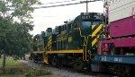 BSOR States Fair Train going to Hamburg