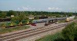BSOR States Fair Train Coaches