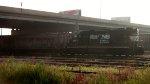 NS H1K switching in Buffalo Junction Yard