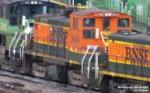 BNSF 3649