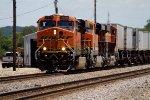 BNSF7519, BNSF6994 and BNSF6986