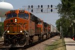 BNSF6760, BNSF5029 and BNSF5528