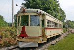 Lehigh Valley Transit (ex-Indiana Railroad) Interurban Car #1030