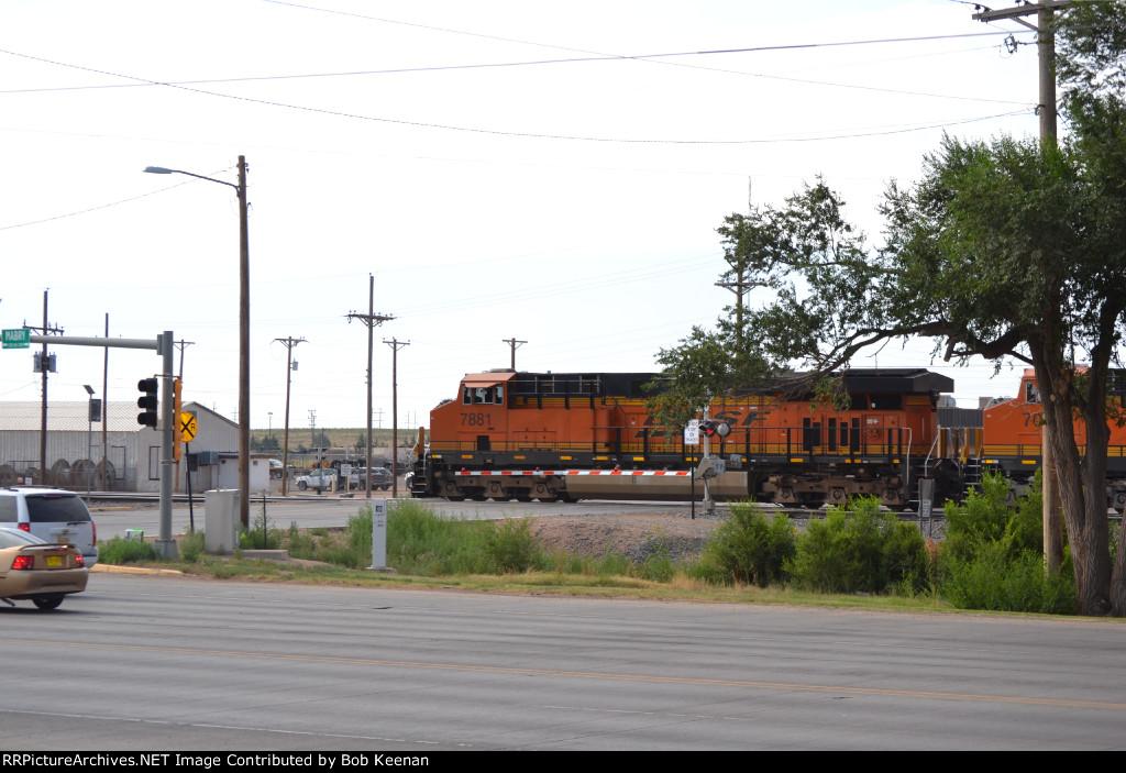 BNSF 7881