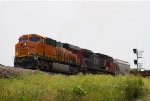 BNSF6790 and CN2143