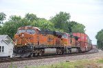 BNSF7862 and BNSF4674