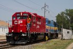 CP4515 and DME3801