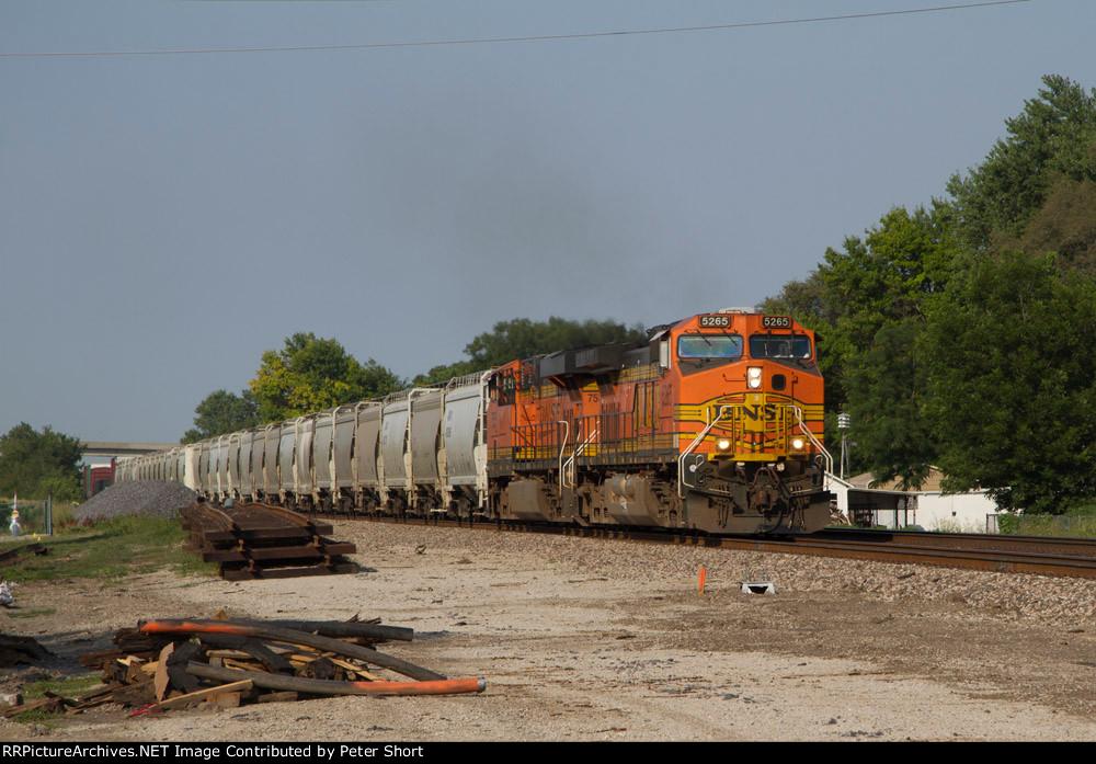 BNSF5265 and BNSF7535