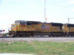 UP SD70M 4955