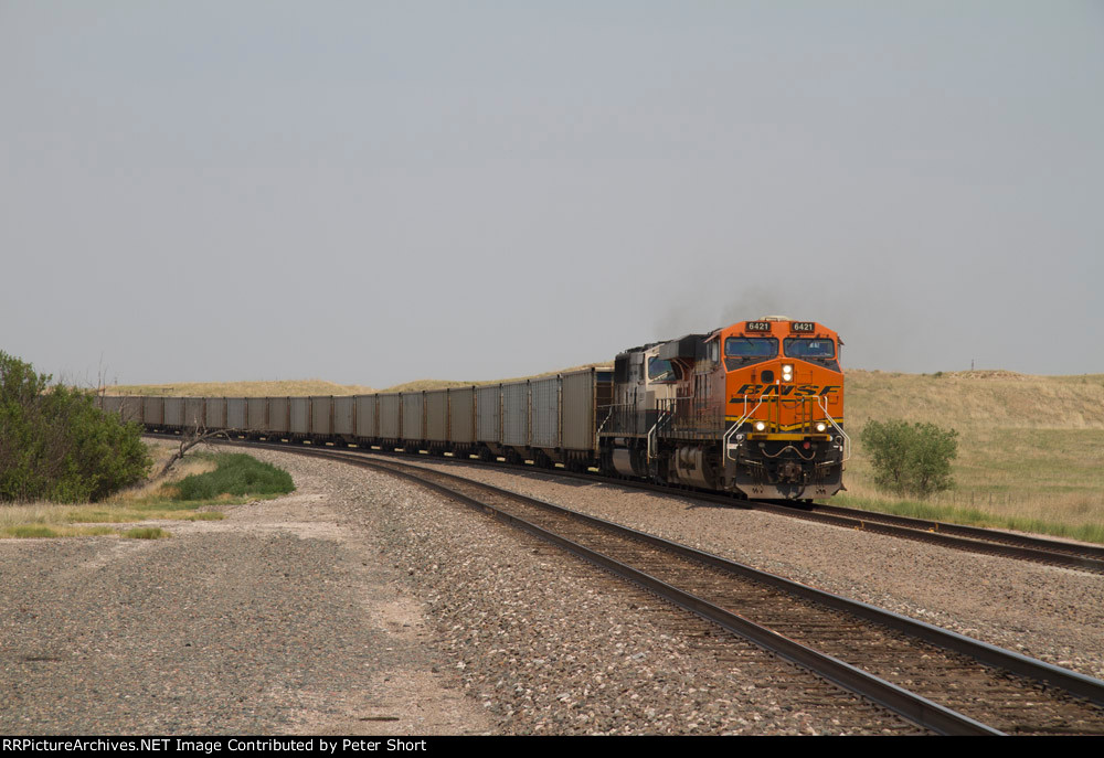 BNSF6421 and BNSF9627