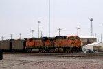BNSF6020 and BNSF6119