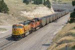 BNSF9394 and BNSF9921