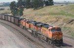 BNSF5984, BNSF6417 and BNSF6100