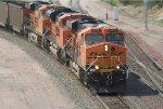 BNSF6094, BNSF9178 and BNSF6438