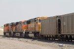 BNSF9924, BNSF6417 and BNSF6100