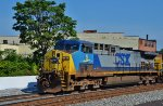 CSX 5 was at one time assigned to a 55 Tonner.