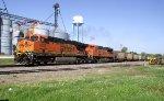 BNSF 6072