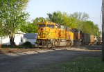 BNSF 9874 and 8953