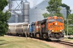 A Suprise Westbound BNSF Grain Train