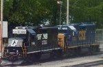 NS 5291 - CSX 2732