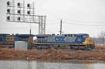 CSX 205 CSX 561