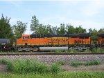 Trailing unit BNSF 6945