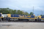 BNSF 3962