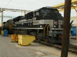 NS 1066 in Luther Yard