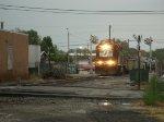 NS 5177 leaving Granite City Steel