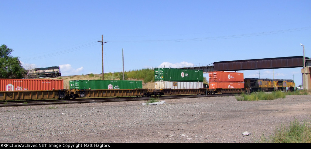 BNSF 9733