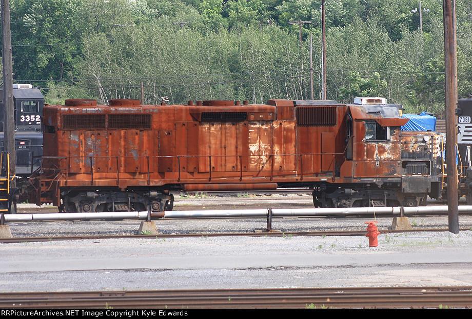 NS GP38-2 #5531