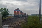 BNSF 5048 really bad pic lense foged up.