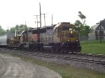 BNSF 3200 and 3165