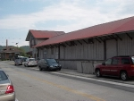 Morehead Freight Station
