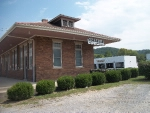 Morehead Passenger Station