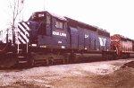 Montana Rail Link 254