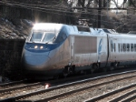 Acela Express Power Car