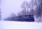 Coal(d) train