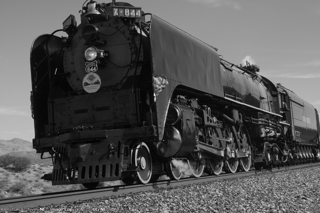 UP 844 Grand Canyon State Steam Special