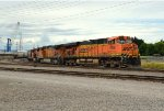 BNSF 5988 Port of Vancouver