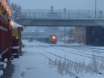 FRED IS ON