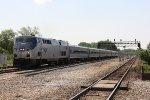 "Amtrak 302 ""Lincoln Service"""