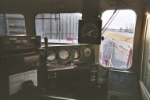 Cab view of WSOR 4051